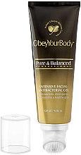 Духи, Парфюмерия, косметика Антибактериальный гель для лица - ObeyYourBody Pure & Balanced Intensive Facial Antibacterial Gel