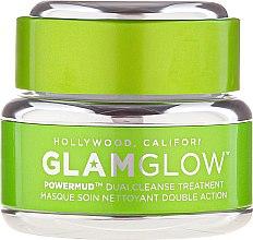 Духи, Парфюмерия, косметика Очищающая маска двойного действия - Glamglow Powermud Dualcleanse Treatment (мини)