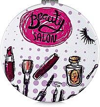 Духи, Парфюмерия, косметика Зеркало косметическое круглое, Beauty Salon - Lily Cosmetics