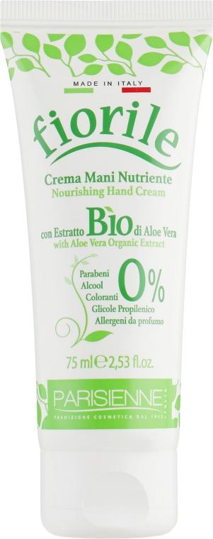 """Крем для рук """"Алоэ Вера"""" - Parisienne Italia Fiorile Aloe Vera Hand Cream"""