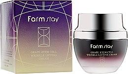 Духи, Парфюмерия, косметика Крем для лица с фитостволовыми клетками винограда - FarmStay Grape Stem Cell Wrinkle Lifting Cream