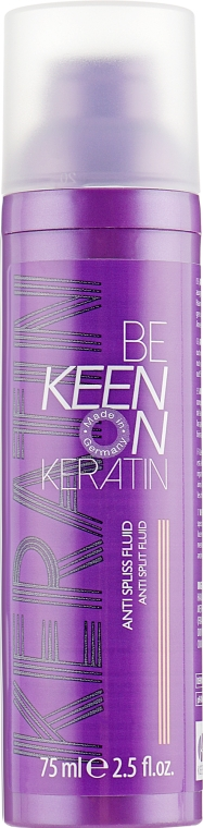 Флюид с кератином для секущихся волос - KEEN Keratin Anti Spliss Fluid
