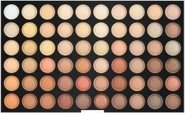 Професійна палітра тіней пастельних відтінків W120 - Make Me Up — фото N3