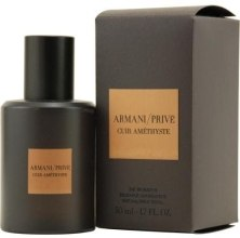 Духи, Парфюмерия, косметика Giorgio Armani Prive Cuir Amethyste - Парфюмированная вода