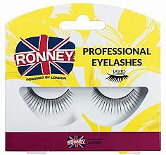Духи, Парфюмерия, косметика Накладные ресницы, синтетические - Ronney Professional Eyelashes RL00024
