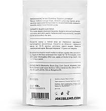 Черная глиняная маска для лица - Joko Blend Black Clay Mask — фото N4