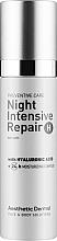 Духи, Парфюмерия, косметика Увлажняющая сыворотка для лица - Aesthetic Dermal Night Intensive Repair H