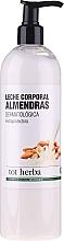 Духи, Парфюмерия, косметика Молочко для тела - Tot Herba Almond Body Milk