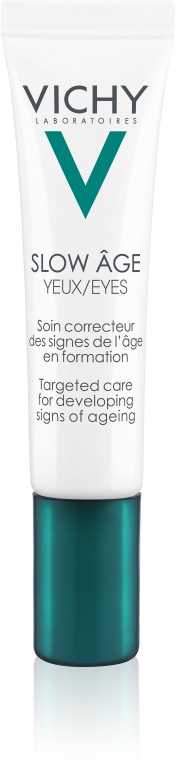Укрепляющий крем для кожи вокруг глаз - Vichy Slow Age Eyes