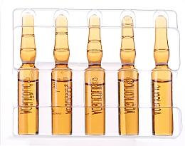 Ампули комплексної дії з гліколевою кислотою - SesDerma Laboratories Acglicolic Ampoules — фото N2