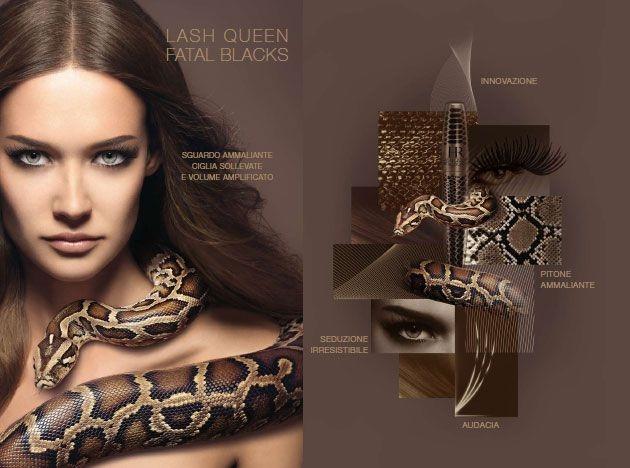 Тушь для ресниц - Helena Rubinstein Lash Queen Mascara Fatal Black Waterproof Mascara (тестер в коробке) — фото N2