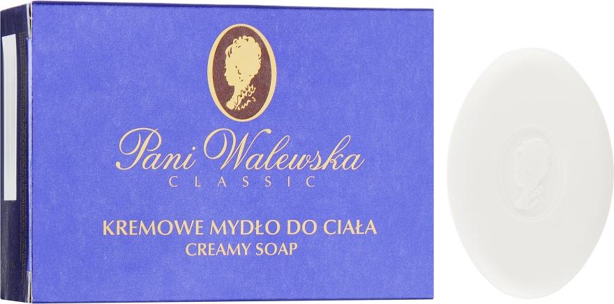 Крем-мыло - Pani Walewska Classic Creamy Soap