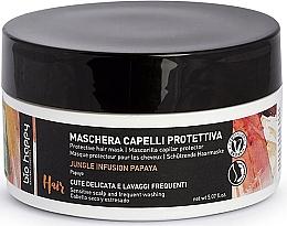 Духи, Парфюмерия, косметика Защитная маска для волос - Bio Happy Jungle Infusion Protective Hair Mask