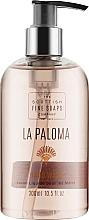 Духи, Парфюмерия, косметика Жидкое мыло для рук - Scottish Fine Soaps La Paloma Hand Wash