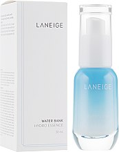 Парфумерія, косметика Інтенсивна зволожувальна есенція для обличчя - Laneige Water Bank Hydro Essence