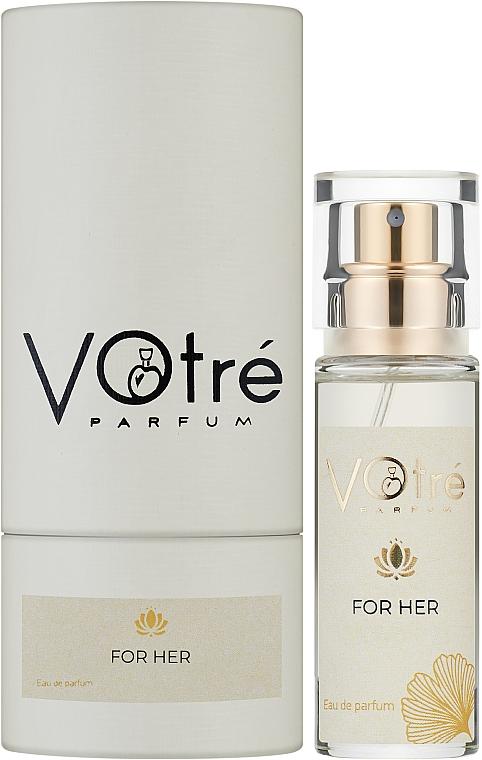 Votre Parfum For Her - Парфюмированная вода (мини)