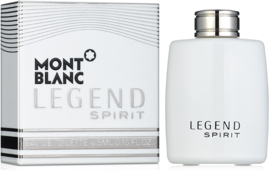 Montblanc Legend Spirit - Туалетная вода (миниатюра)