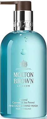 Molton Brown Coastal Cypress & Sea Fennel - Жидкое мыло для рук