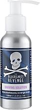 Духи, Парфюмерия, косметика Гель для бритья - The Bluebeards Revenge Shaving Solution