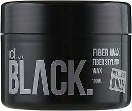 Духи, Парфюмерия, косметика Воск для стайлинга сильной фиксации - idHair Black Fibre Boost Fibre Wax