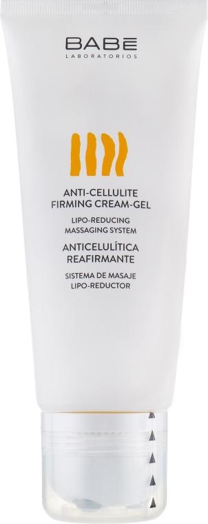 Антицеллюлитный укрепляющий крем-гель - Babe Laboratorios Anti-Cellulite Firming Cream-Gel
