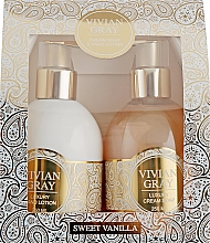 "Духи, Парфюмерия, косметика Набор ""Sweet Vanilla"" - Vivian Gray Romance Luxury Beauty Set (h/lot/250ml + cr/soap/250ml)"