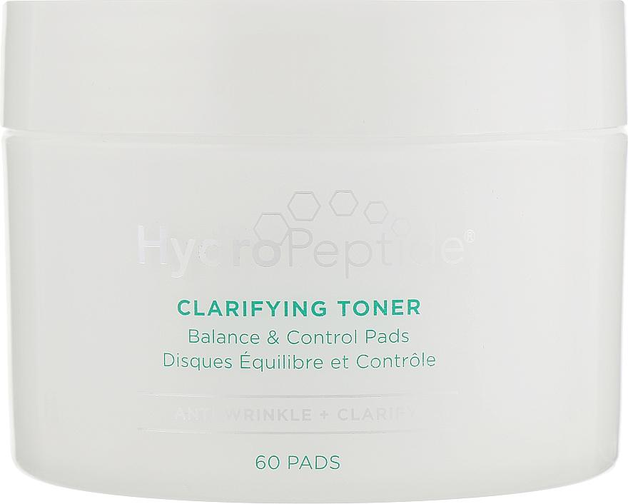 Очищающие противовоспалительные спонжи - HydroPeptide Clarifying Toner