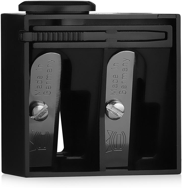 Косметическая точилка с адаптером черная - Alcina