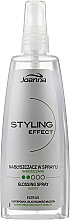 Духи, Парфюмерия, косметика Спрей для волос придающий блеск - Joanna Styling Effect Glossing Spray