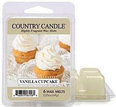Духи, Парфюмерия, косметика Воск для аромалампы - Country Candle Vanilla Cupcake Wax Melts