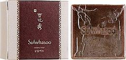 Духи, Парфюмерия, косметика Мыло для лица с экстрактом женьшеня - Sulwhasoo Herbal Soap (тестер)
