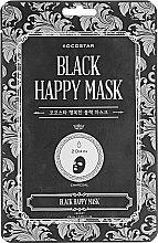 Духи, Парфюмерия, косметика Очищающая маска для лица - Kocostar Black Happy Mask