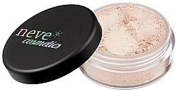 Духи, Парфюмерия, косметика Пудра минеральная - Neve Cosmetics Mineral Powder