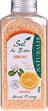 Духи, Парфюмерия, косметика Соль для ванны - Naturalis Sel de Bain Sweet Orange Bath Salt