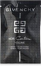 Духи, Парфюмерия, косметика Тушь для ресниц - Givenchy Noir Couture Volume Mascara (пробник)