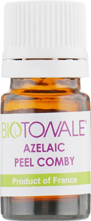 Пилинг на основе азелаиновой кислоты - Biotonale Azelaic Peel Comby