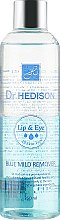 Духи, Парфюмерия, косметика Двухфазное средство для демакияжа - Dr.Hedison Lip & Eye Blue Mild Remover