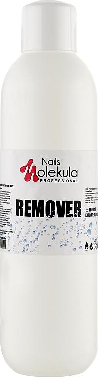 Средство для снятия гель-лака, биогеля - Nails Molekula Remover
