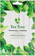 """Духи, Парфюмерия, косметика Маска для лица """"Чайное дерево"""" - Vitamasques Mask Tea Tree"""