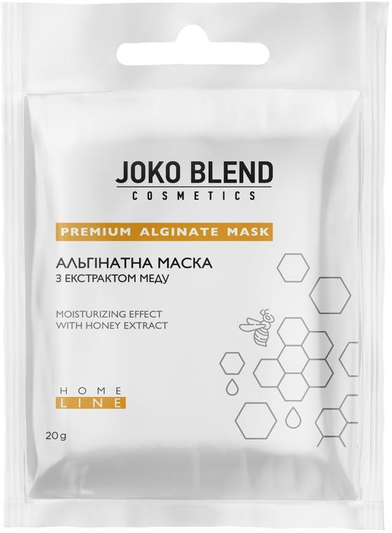 Альгинатная маска с экстрактом мёда - Joko Blend Premium Alginate Mask