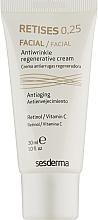Духи, Парфюмерия, косметика Регенерирующий крем против морщин для зрелой кожи - SesDerma Laboratories Retises 0.25% Antiwrinkle Regenerative Cream