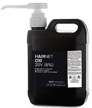 Духи, Парфюмерия, косметика Крем-оксидант, с дозатором - Eva Professional Hairnet Oxi 20 vol 6%