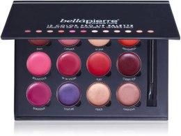 "Духи, Парфюмерия, косметика Палетка для губ ""12 оттенков"" - Bellapierre 12 Color Pro Lip Palette"