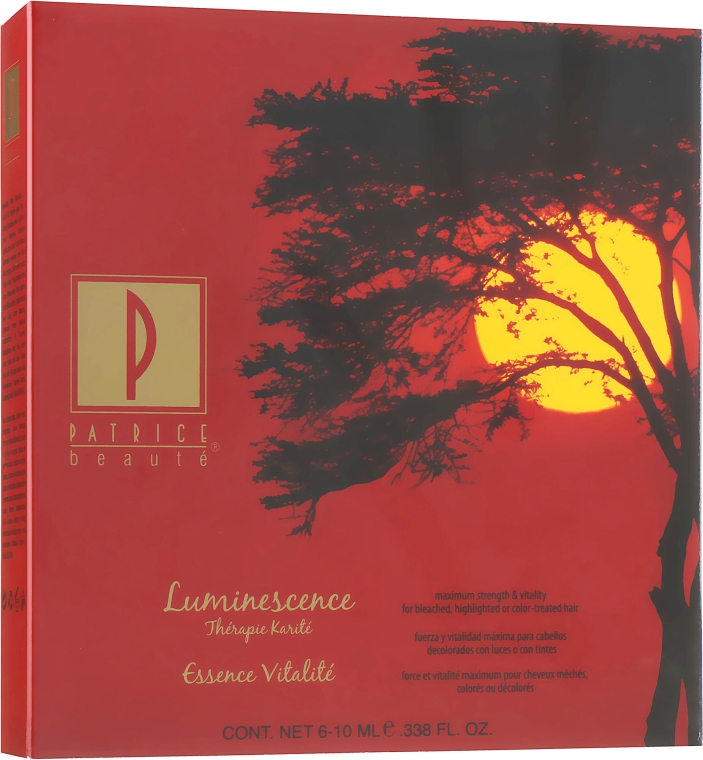 Витаминная эссенция - Patrice Beaute Luminescence Essence Vitalite