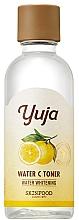 Духи, Парфюмерия, косметика Тонер с витамином С - Skinfood Yuja Water C Toner