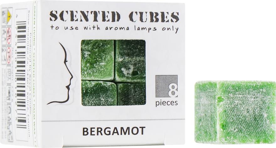 """Аромакубики """"Бергамот"""" - Scented Cubes Bergamot Candle"""