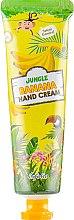 Духи, Парфюмерия, косметика Банановый крем для рук - Esfolio Jungle Banana Hand Cream