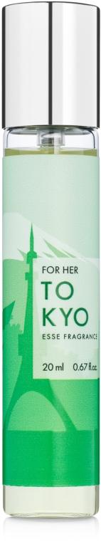 Esse Tokyo - Парфюмированная вода
