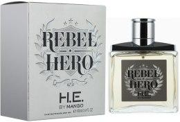 Духи, Парфюмерия, косметика Mango Rebel Hero - Туалетная вода (тестер с крышечкой)
