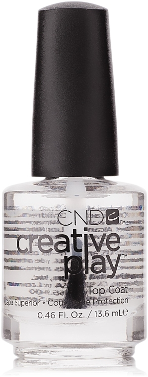 Закрепитель для лака - CND Creative Play Top Coat